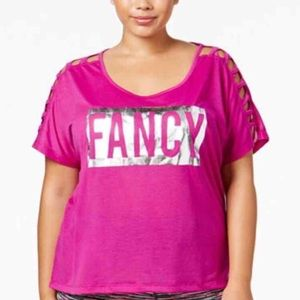 🎀 Flirty open sleeve Fancy active top 🎀